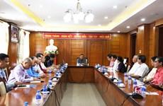 旅居老挝越南人为越共十三大文件草案提出意见