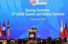 ASEAN 2020:第37届东盟峰会及相关会议正式拉开序幕