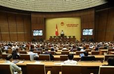 越南第十四届国会第十次会议讨论《禁毒法》(修正案)