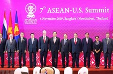 ASEAN 2020: 为地区和平、稳定和安全开展对话和合作