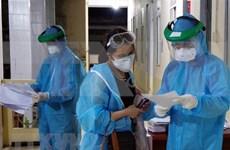 11月14日上午越南无新增新冠肺炎确诊病例