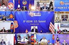 第8次东盟-美国领导人会议:美国是东盟重要的经济伙伴和发展伙伴