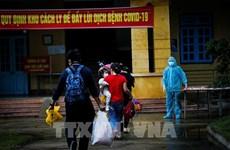 越南新增16例新冠肺炎确诊病例  入境之后立即接受隔离