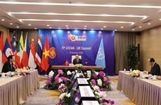 政府总理阮春福主持召开第11次东盟-联合国峰会