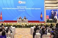 地区专家高度评价RCEP协定的签署