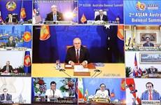 菲律宾强调东盟与澳大利亚共同目标是维护东海和平稳定