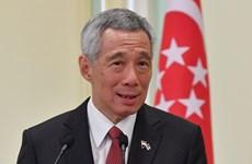新加坡总理李显龙建议东亚峰会成员国在三个领域加强合作