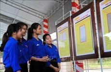 """""""黄沙、长沙归属越南--历史证据和法律依据""""地图资料展在大叻举行"""