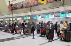 将在加拿大近350名越南公民接回国