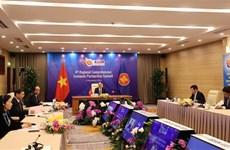 ASEAN 2020:各国领导强调RCEP的价值