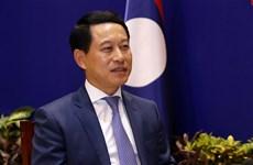 老挝高度评价越南为提升东盟在各国际场合中的作用所做出的的贡献