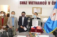旅居捷克越南人继续肯定其在所在国的地位