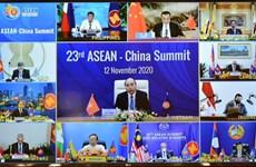 ASEAN 2020:疫情背景下东盟与中国贸易往来仍在增加