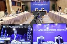 亚太经合组织部长承诺在疫情中促进经济复苏