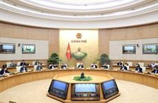 越南政府2020年10月份例行会议决议:继续集中开展搜寻救难任务