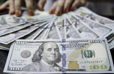 18日上午越盾对美元汇率中间价持续上调