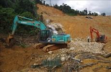 政府总理指导尽快克服第九号台风的影响帮助灾民稳定生活秩序