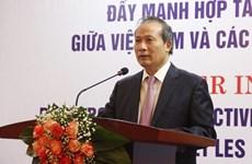 越南与非洲法语国家合作前景广阔