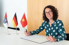 德国向200名越南大学生提供奖学金