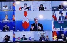 伯尔尼东盟委员会努力促进瑞士东盟经济关系