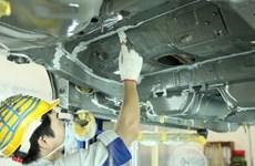越南企业努力发展辅助工业