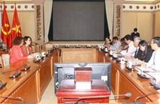胡志明市与世行合作加快各项目施工进度