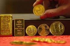 23日上午越南国内市场黄金价格每两超过5600万越盾