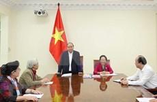 越南政府总理阮春福:营造学习型社会新风尚  提升人力资源质量  满足国家发展要求