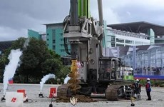 马来西亚和新加坡启动快速运输系统链接项目