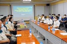 越南政府副总理武德儋视察同奈省新冠肺炎防控工作