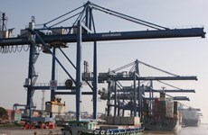 2020年底越南各港口货物吞吐量呈下降之势