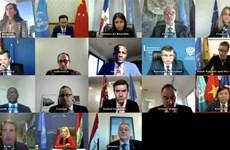 越南与联合国安理会:越南呼吁国际社会兑现对伊拉克援助的承诺