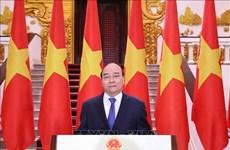第17届中国-东盟博览会明日以线上形式举行  阮春福将发表录像致辞