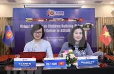 ASEAN 2020:保护儿童在校内和网络免受欺凌