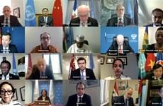 越南欢迎各方在叙利亚宪法委员会框架下进行谈判