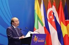 越南政府总理阮春福出席第14届东盟打击跨国犯罪部长级会议