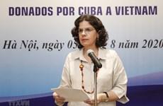 越南古巴团结情谊:国际关系的典范