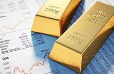 27日上午越南国内黄金价格保持在5500万越盾/两区间