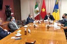 促进墨西哥哈利斯科州与越南各地方的贸易关系