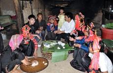 莱州省哈尼族同胞欢天喜地迎传统春节
