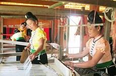 奠边省努力保护传统手工艺业