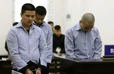 3名中国男子在越南劫杀出租车司机被判死刑