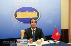 越南与哈萨克斯坦举行外交部副部长级政治磋商