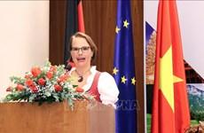 胡志明市重视与德国的合作关系