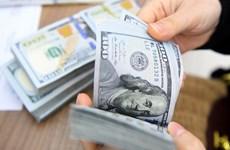 30日越盾对美元汇率中间价小幅上涨