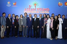 张和平副总理:东盟青年企业家应有跨越国界的视野