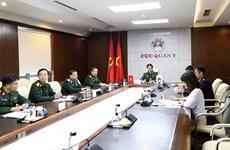 越南与日本军医加强交流与合作