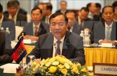 柬埔寨就第23届东盟-欧盟外长会议的结果发表公报