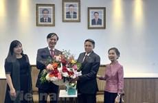 越南以多种形式庆祝老挝国庆45周年