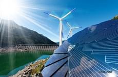 越英两国加强在可再生能源发展领域上的合作